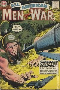 All American Men Of War  1952  Comic Books 1960