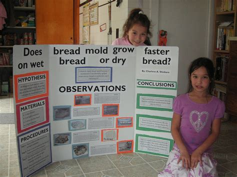 Charlies 4th Grade Science Project Heres Charlie With