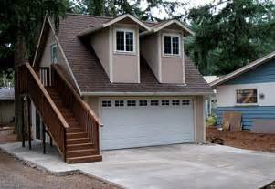 tuff sheds as living space house in the valley