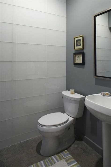 large size wall tile bathroom