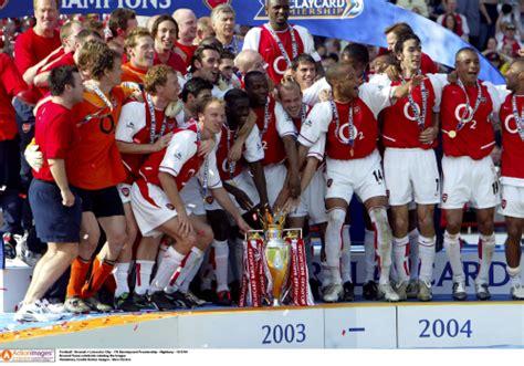Create a Arsenal's Invincibles vs Chelsea 2005 Tier List ...
