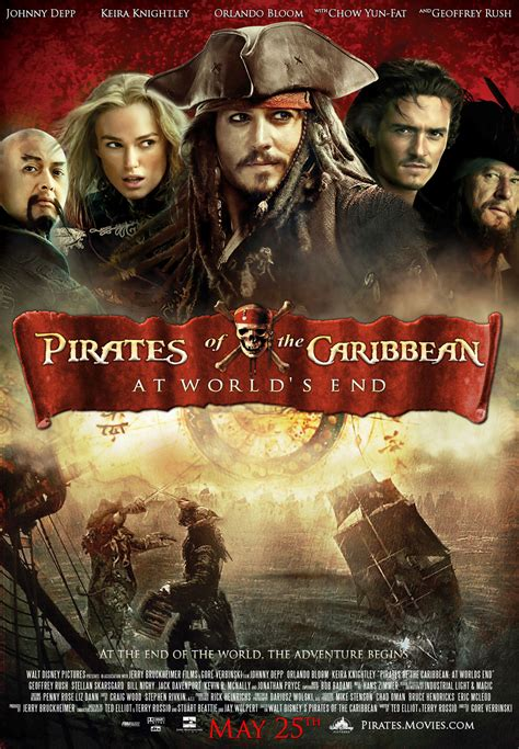 Moviereviewscom Movie Posters For Pirates Of The