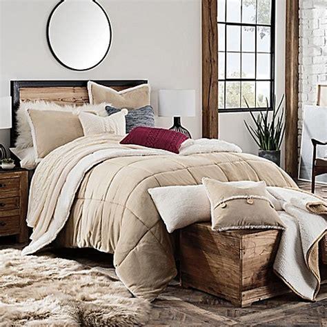 32377 hudson bedroom set ugg 174 hudson reversible comforter set bed bath beyond