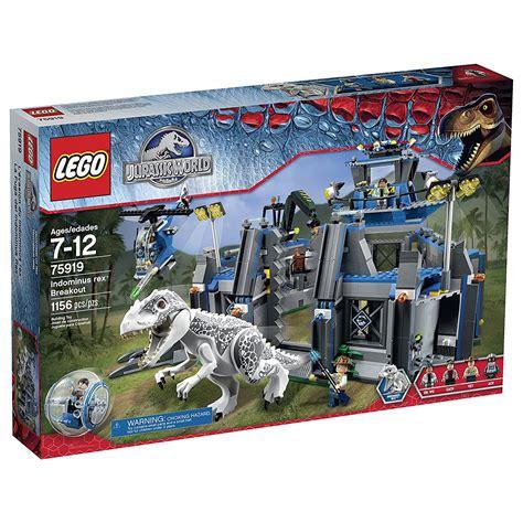 lego jurassic world sets   amazon