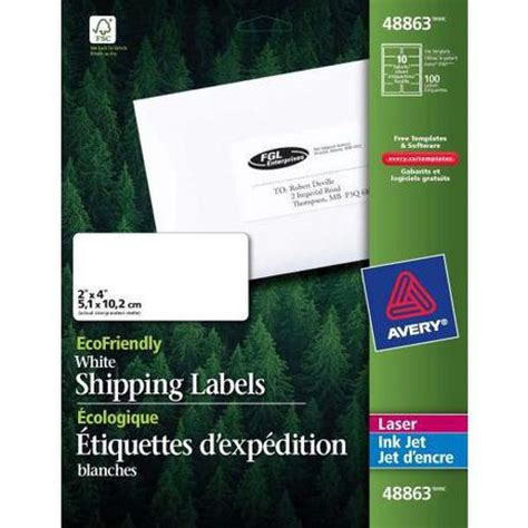 Avery Template 48863 by Avery Template 48863 Labels Printables Images