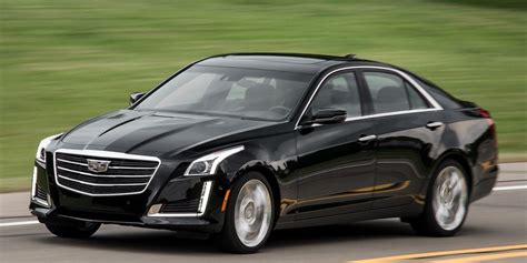 cadillac cts test review car  driver