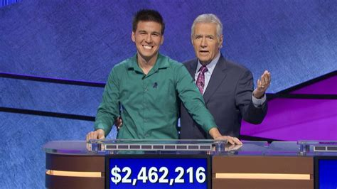 Ken Jennings Thinks a Jeopardy! Face-Off Against James ...