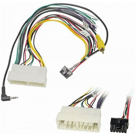 Lanzar Wire Harnes by Metra Electronics 70 7306 Wire Harness For Connection To
