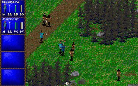Скачать Darklands (dos) 1992 English