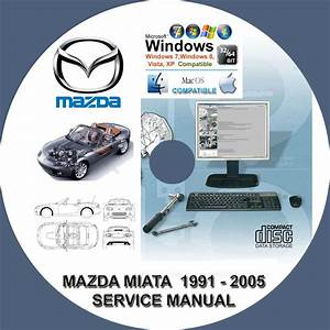 Mazda Miata Mx5 1991