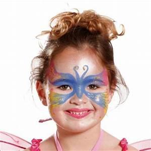 Maquillage Enfant Facile : id e maquillage enfant papillon id es conseils et tuto ~ Melissatoandfro.com Idées de Décoration