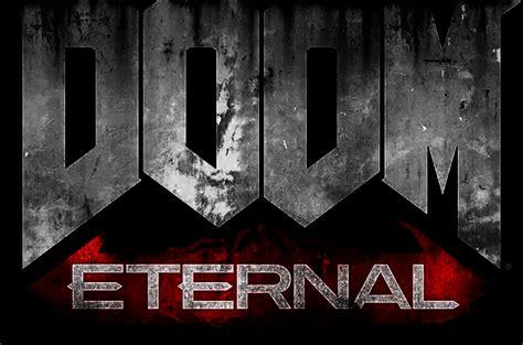 Touched Up the Doom Eternal Logo : Doom