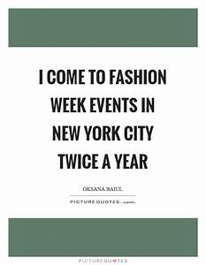 York Quotes | Y... Fashion Event Quotes