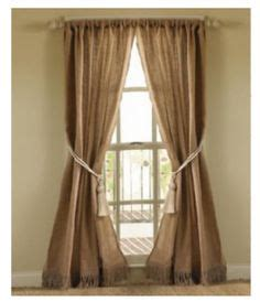 1000 images about rustic curtains on rustic
