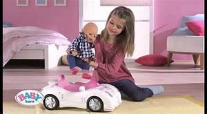 Auto Für Baby : baby born interactive cabriolet youtube ~ Jslefanu.com Haus und Dekorationen