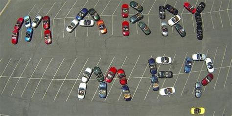 Demande En Mariage Originale Une Demande En Mariage Originale Actualit 233 Automobile Motorlegend