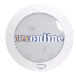 Led Bright Panel Dome Ceiling Light Trailer