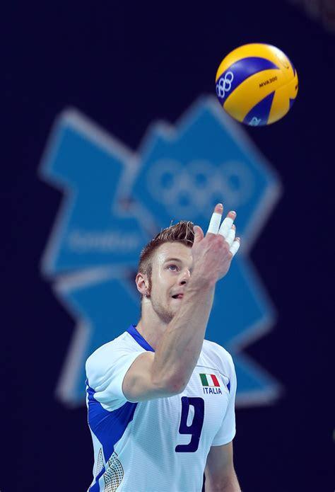 zaytsev ivan volleyball olympics ball zimbio