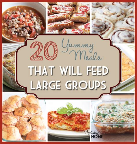 28 best christmas food ideas for large groups the o
