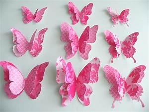 """FancyPants"" Paper Butterflies - 54 Diecut Pieces Felt"
