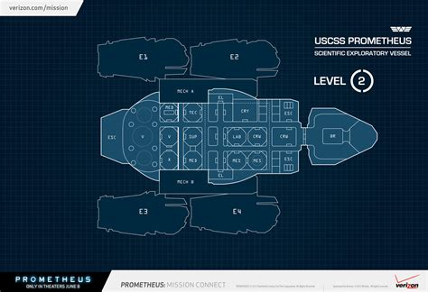 starship deck plan creator az uscss prometheus filmdroid