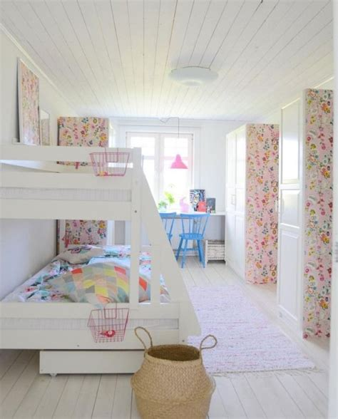 Kinderzimmer Ideen Geschwister by Kinderzimmer M 228 Dchen Geschwister Etagenbetten
