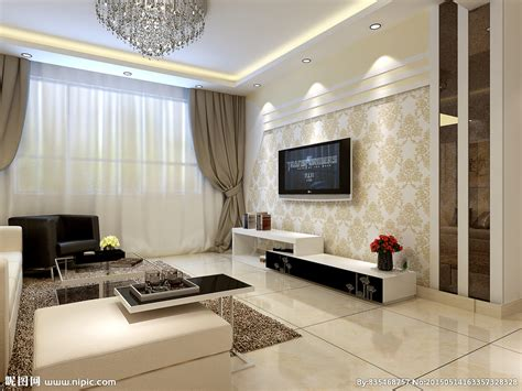 small living room ideas 客厅电视背景墙设计图