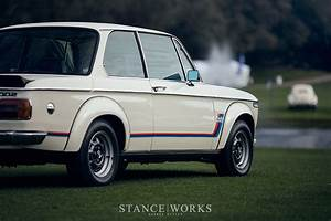 100 Years of BMW - The BMW 2002 Turbo at Amelia Island