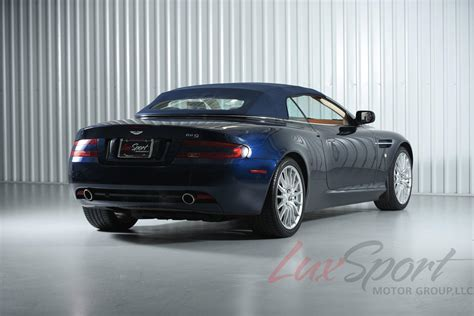 Aston Martin Db9 Volante Convertible by 2007 Aston Martin Db9 Volante Convertible Volante Stock