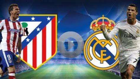 Ver online y en directo el Atlético de Madrid vs Real ...