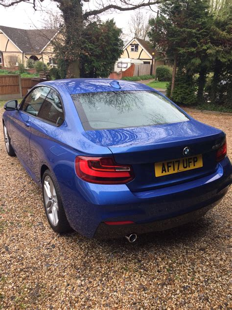 In Review; Luxury Coupe Lease Bmw 2 Series