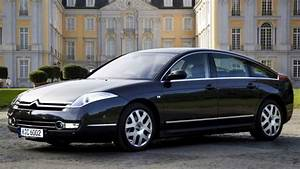 Unusual sedan Citroen C6, prices and equipment – CarsNB