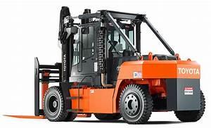 Toyota Forklift Service Repair Manual