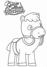 Coloring Sheriff Callie Wild West Sparky Kolorowanki Kaja Szeryf Bestcoloringpagesforkids Dzieci Dla Disney Callies Popular sketch template