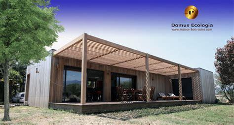 maison en bois 100m2 maison ossature bois de concept tradition bois la maison bois par maisons bois
