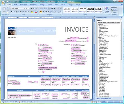 training course invoice template word adv 2 hour evening course 6 8pm groups of 6plus