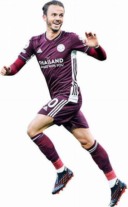 Maddison James Render Footyrenders Football