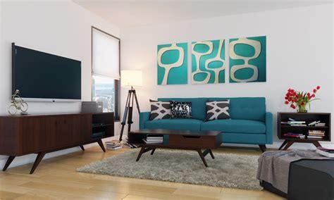new york mid century modern apartment 4 midcentury san diego by joybird furniture