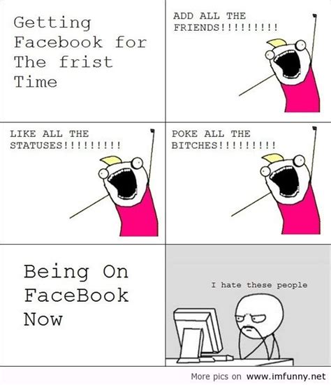 How To Make Facebook Memes - funny facebook meme