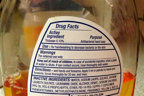 antibacterial products triclosan products antimicrobials
