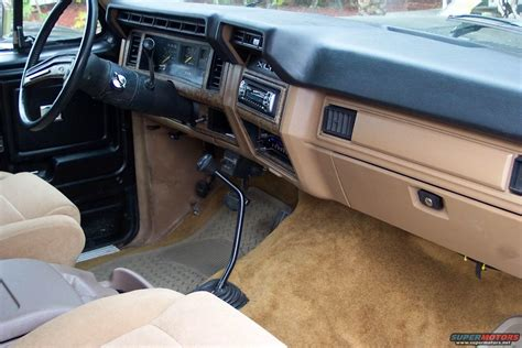 1986 Ford Bronco Interior almost done picture ...