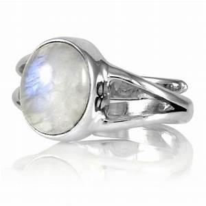 Bella's Moonstone Ring – Twilight Replica   Moonstone Rings