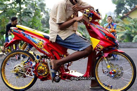 Variasi Beat Putih Injeksi by 50 Foto Gambar Modifikasi Beat Kontes Racing Jari