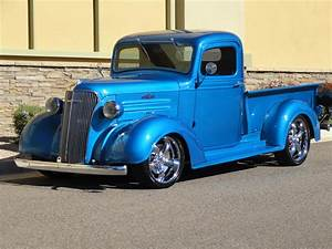 1937 Chevrolet Pickup - Information And Photos