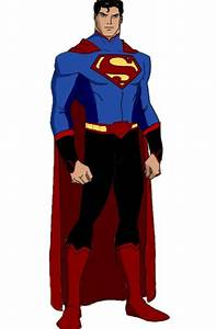 Young Justice New 52 Superman Redesign (2) by ...