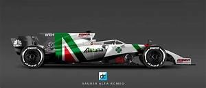 Alfa Romeo F1 : alfa romeo sauber f1 2018 livrea ipotesi foto derapate ~ Medecine-chirurgie-esthetiques.com Avis de Voitures