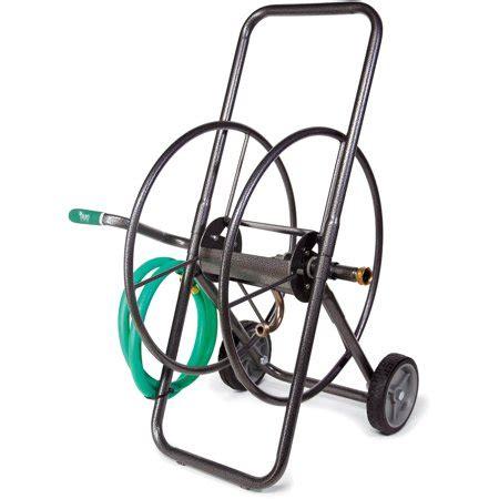 yard butler hose reel yard butler high capacity hose reel cart walmart 1682