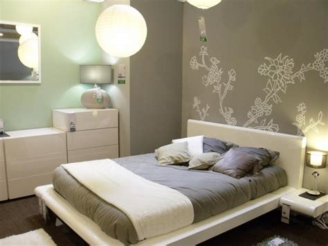 photo de decoration de chambre a coucher