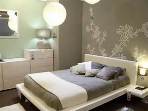 Deco Chambre A Coucher : photos decoration interieur chambre ~ Teatrodelosmanantiales.com Idées de Décoration