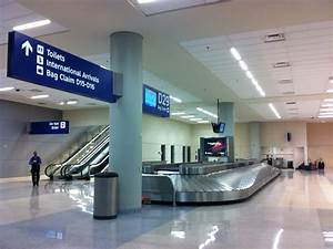 DFW Airport Terminal D Baggage Claim Photo i050 by Grant W ...